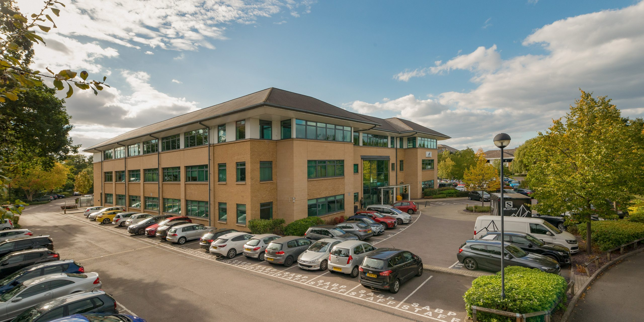 Kennedy Wilson Europe dispose of Frimley office investment to Surrey Heath Borough Council