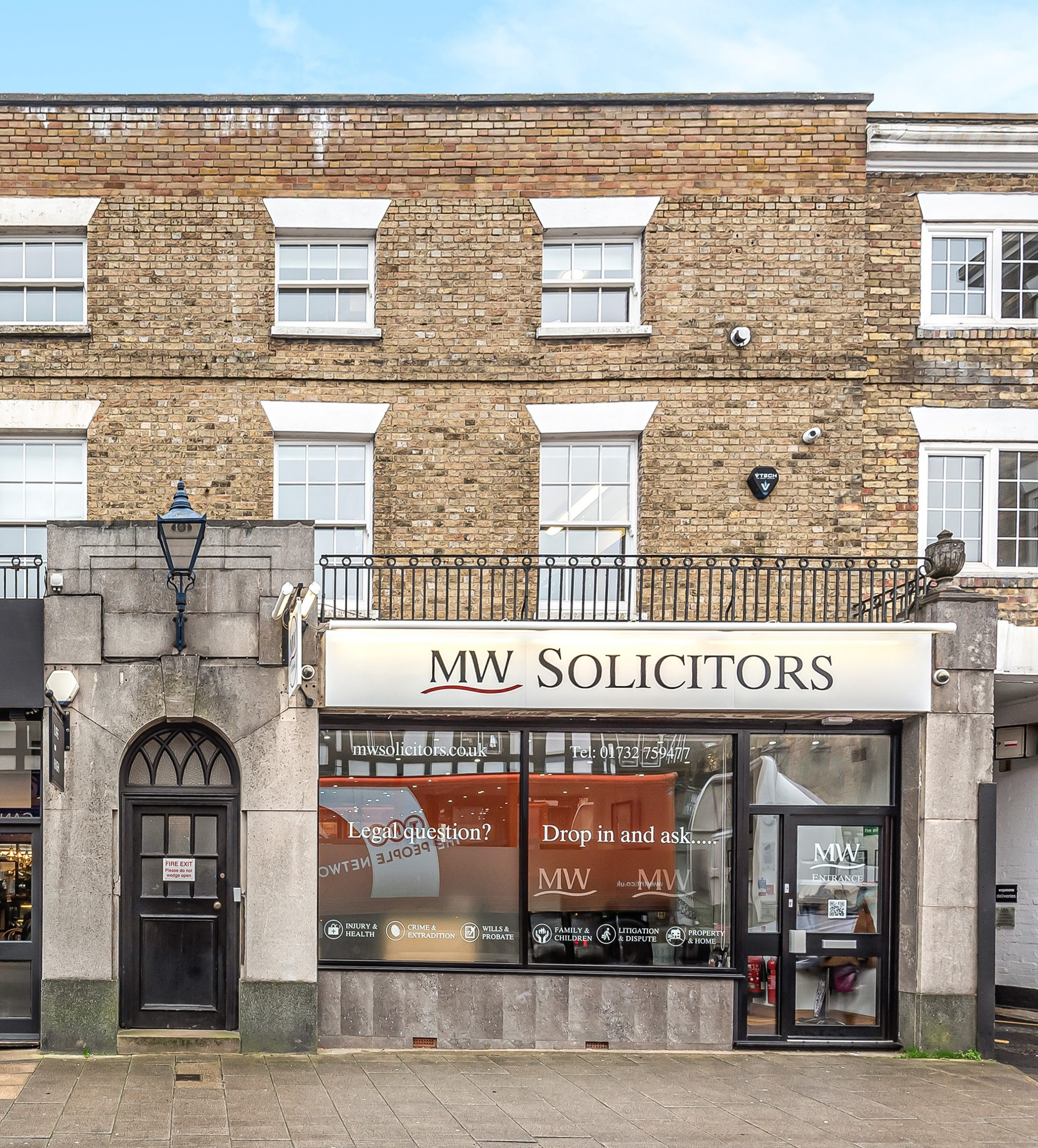 Former McMilian Williams Solicitors Properties