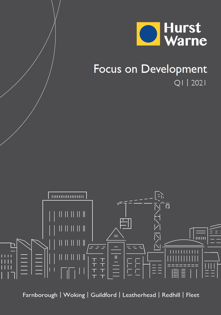 Hurst Warne Focus on Development Q1|21.
