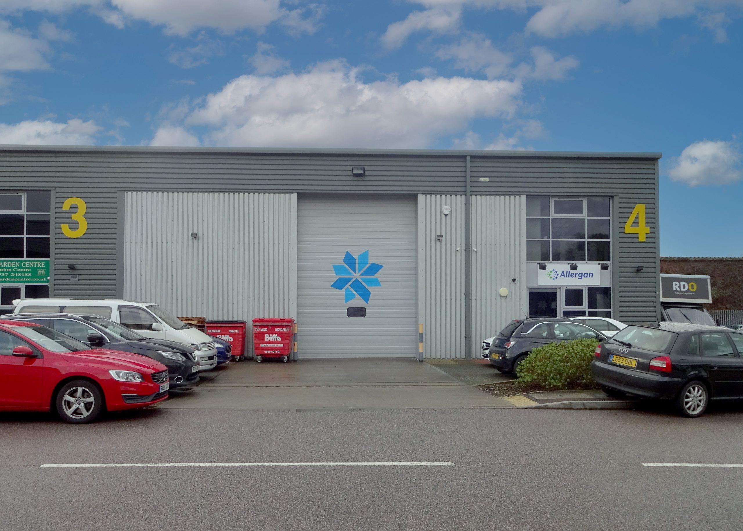 Unit 4 IO Centre, Salbrook Road Industrial Estate, Salfords, Redhill